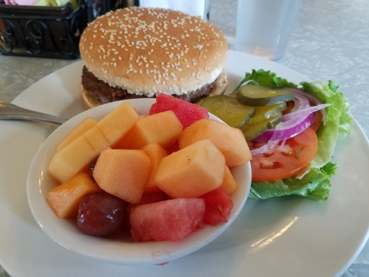 Red's Meadow Hamburger