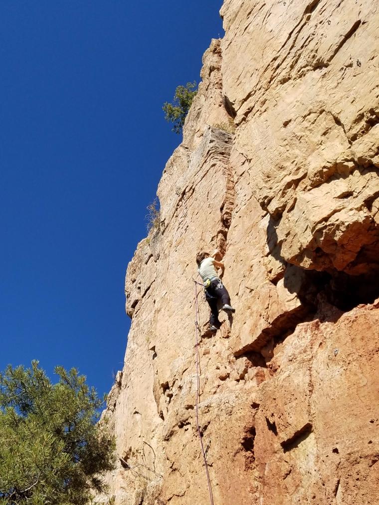 Colorado Climbing