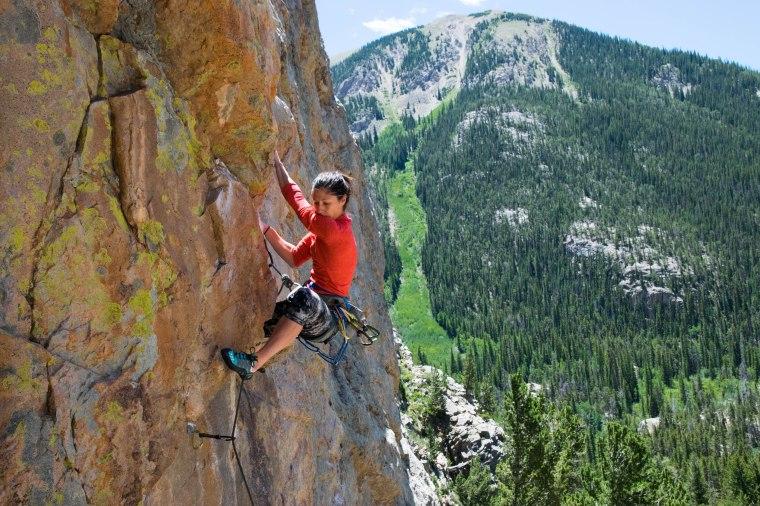 Climbing Colorado
