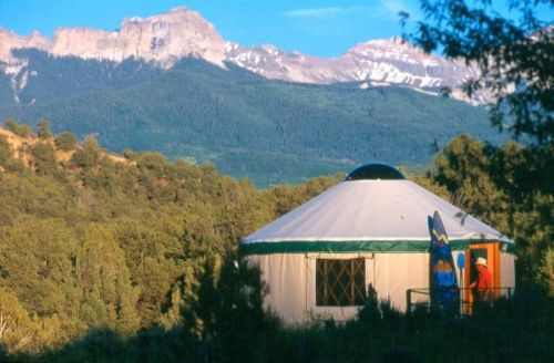 Colorado Yurts