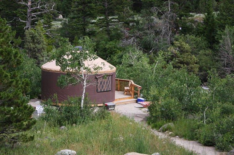 Wyoming Yurts