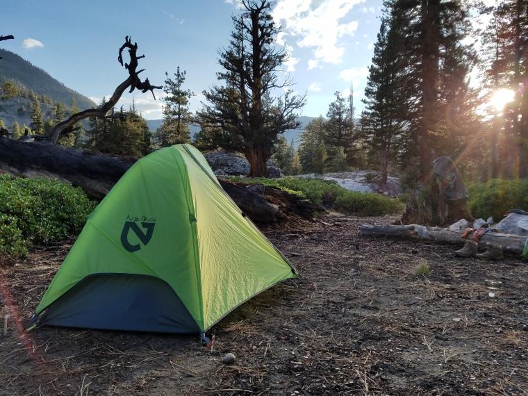 John Muir Trail Tent