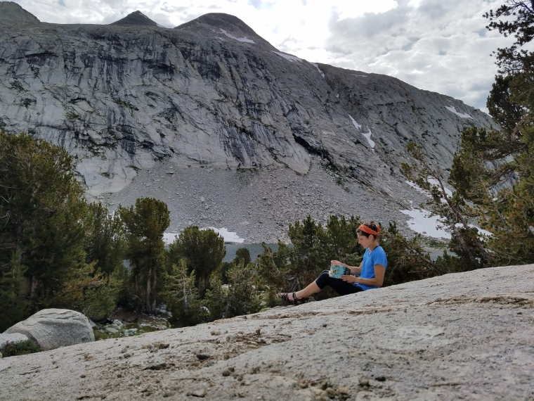 John Muir Trail Palisade Lakes